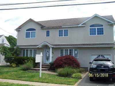 Farmingdale Single Family Home For Sale: 166 E Zoranne Dr