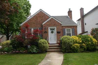 New Hyde Park Single Family Home For Sale: 1218 Terrace Blvd
