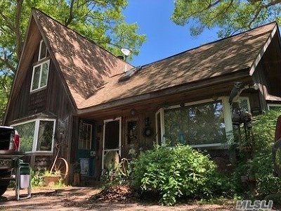 East Hampton Single Family Home For Sale: 354 Three Mile Harbo Rd