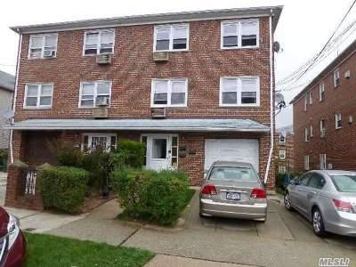 Flushing Multi Family Home For Sale: 45-33 160th St