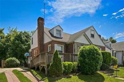 Hewlett Single Family Home For Sale: 390 Daub Ave