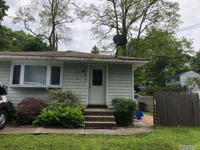 Single Family Home For Sale: 96 New York