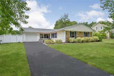 S. Setauket Single Family Home For Sale: 12 Brookfield Ln