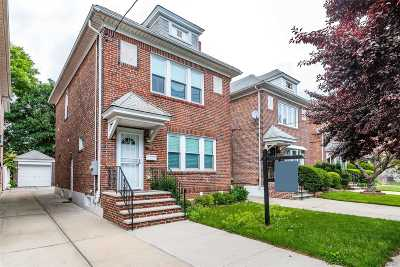 Whitestone Single Family Home For Sale: 146-35 Willets Point Blvd