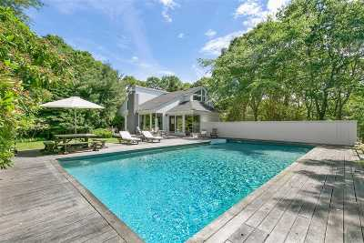 East Hampton Single Family Home For Sale: 3 Lynda Ln