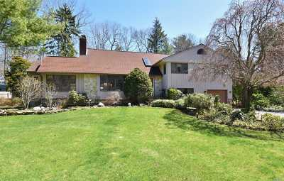 Huntington Single Family Home For Sale: 9 Cold Spring Hill Rd