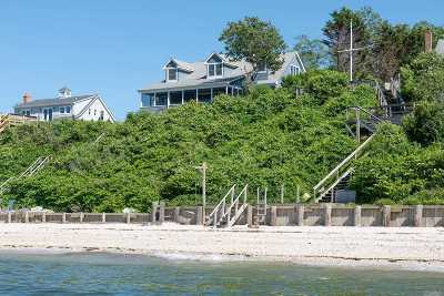 Jamesport Single Family Home For Sale: 850 Sound Shore Rd