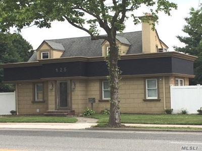 Nassau County Rental For Rent: 125 Woodbury Rd #2