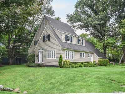 Nassau County Rental For Rent: 1 Harbor View Rd