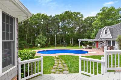 East Hampton Single Family Home For Sale: 11 Prospect Blvd