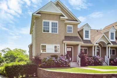 Hampton Bays Condo/Townhouse For Sale: 20 Canoe Place Rd