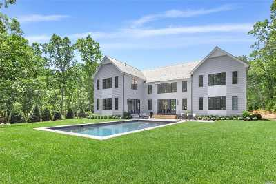 East Hampton Single Family Home For Sale: 48 Alewive Brook Rd