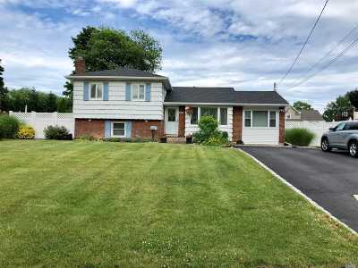 West Islip Single Family Home For Sale: 557 Higbie Ln