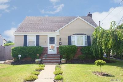 Farmingdale Single Family Home For Sale: 10 Sunset Ave