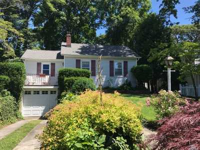 Wading River Single Family Home For Sale: 24 Locust Rd