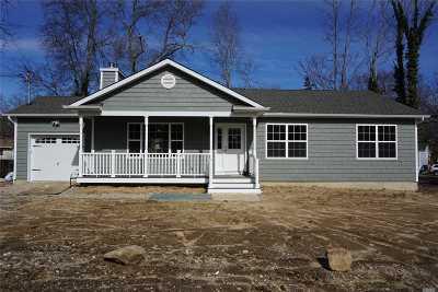 Calverton Single Family Home For Sale: N/C Kay Rd