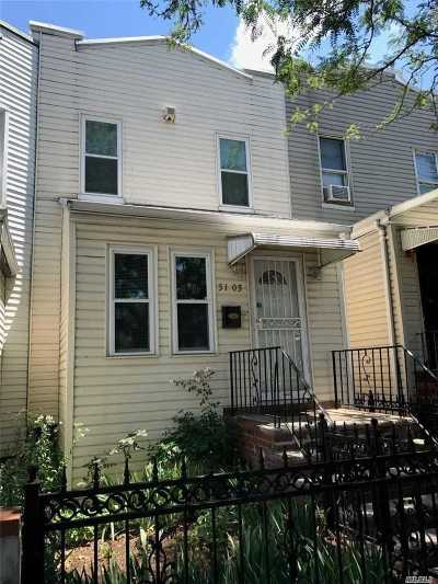 Queens County Single Family Home For Sale: 31-03 92 St