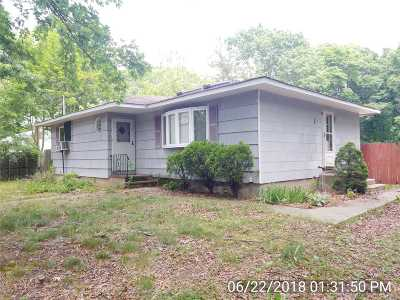 Suffolk County Single Family Home For Sale: 4 Pinelawn