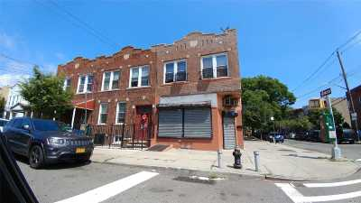 Brooklyn Multi Family Home For Sale: 1061 Belmont Ave