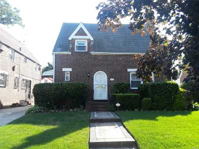 Queens County Single Family Home For Sale: 112-22 178th St