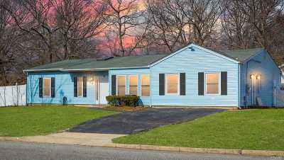 Coram Single Family Home For Sale: 43 Northridge Dr