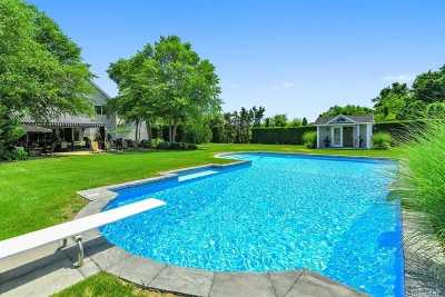 Suffolk County Single Family Home For Sale: 151 Sandpiper Dr