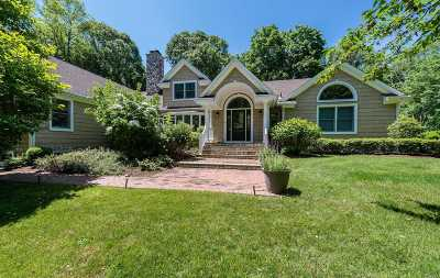 Suffolk County Single Family Home For Sale: 5 Pheasant Cir