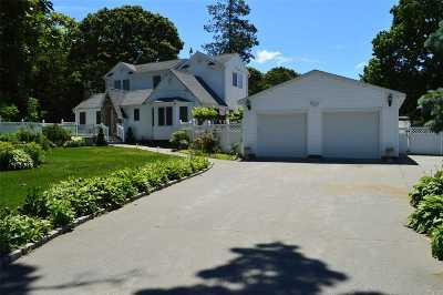 Selden Single Family Home For Sale: 244 Mooney Pond Rd
