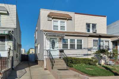 Bayside Single Family Home For Sale: 32-19 E 202nd St
