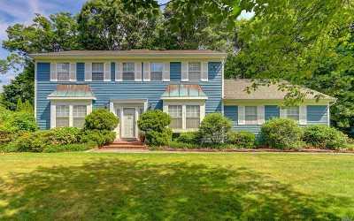 Smithtown Single Family Home For Sale: 15 Columbus Ave