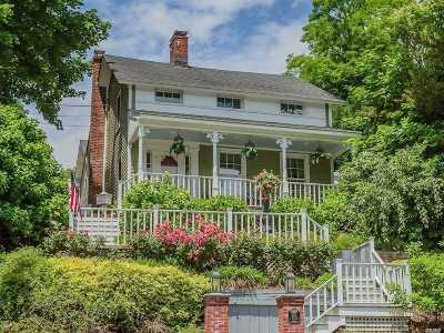 Port Jefferson Single Family Home For Sale: 205 E Broadway