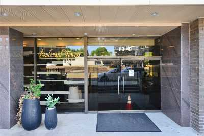 Forest Hills Condo/Townhouse For Sale: 119-49 Union Tpke #6A