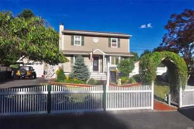 West Islip Single Family Home For Sale: 85 Beatrice Ave