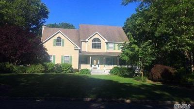 Shoreham Single Family Home For Sale: 27 Cheryl Dr