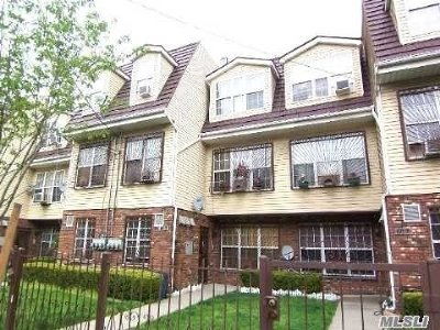 Jamaica Condo/Townhouse For Sale: 108-19 160 St