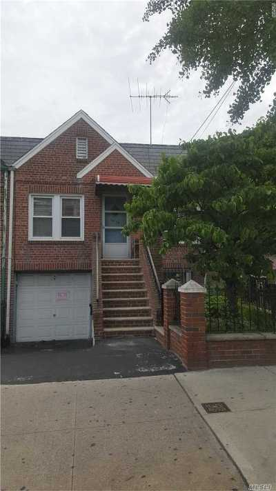 Elmhurst Single Family Home For Sale: 94-24 Corona Ave