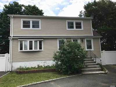 W. Babylon Single Family Home For Sale: 81 Vermont Ave