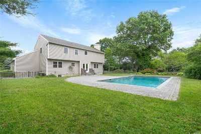 Southampton NY Single Family Home For Sale: $1,625,000