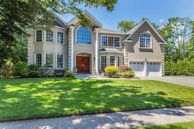 Roslyn Heights Single Family Home For Sale: 188 Shepherd Ln