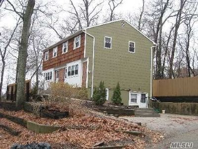 Smithtown Multi Family Home For Sale: 74 River Rd