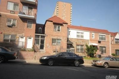 Flushing Multi Family Home For Sale: 43-09 Byrd St