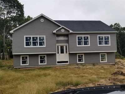 Hampton Bays Single Family Home For Sale: 47 Hampton Rd