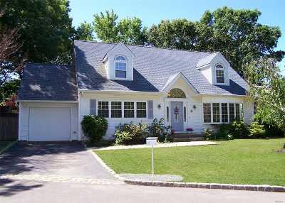 Selden Single Family Home For Sale: 8 Elizabeth Ct