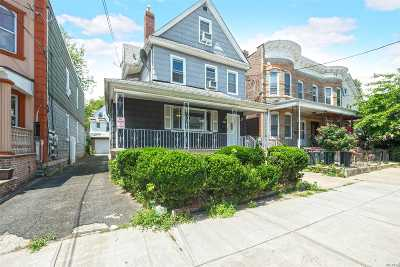 Woodhaven Multi Family Home For Sale: 85-10 90th St