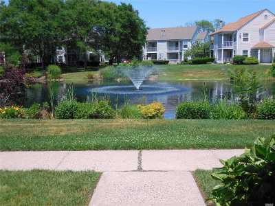 Middle Island Condo/Townhouse For Sale: 17 Fairview Cir
