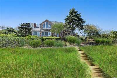 Southampton NY Single Family Home For Sale: $2,495,000