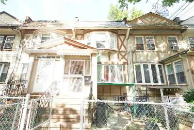 Woodhaven Multi Family Home For Sale: 88-09 88 St