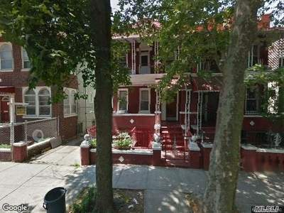 Brooklyn Multi Family Home For Sale: 308 Grafton St