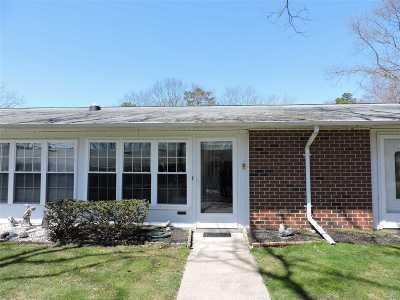 Ridge Condo/Townhouse For Sale: 121 D Exmore Ct