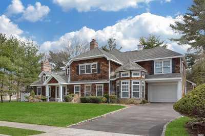 Roslyn Heights Single Family Home For Sale: 159 Shepherd Ln